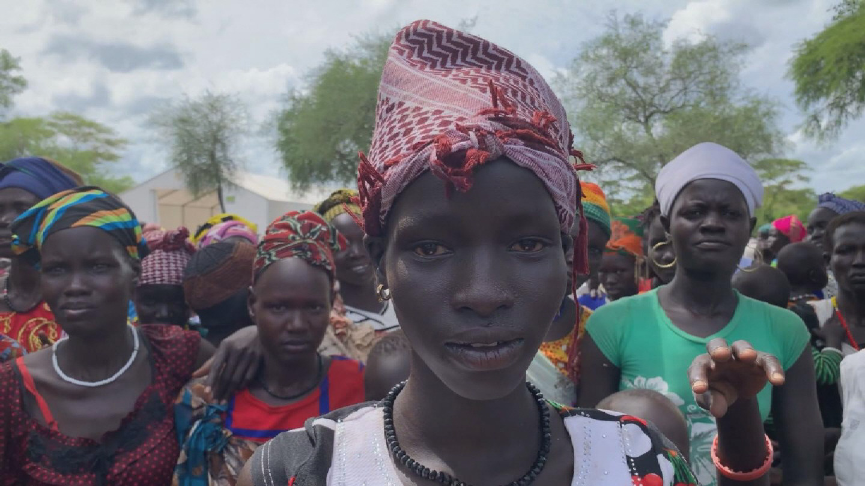SOUTH SUDAN  WORLD HUMANITARIAN DAY