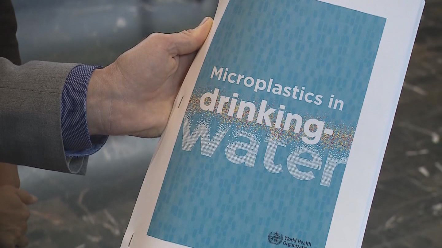WHO  MICROPLASTICS