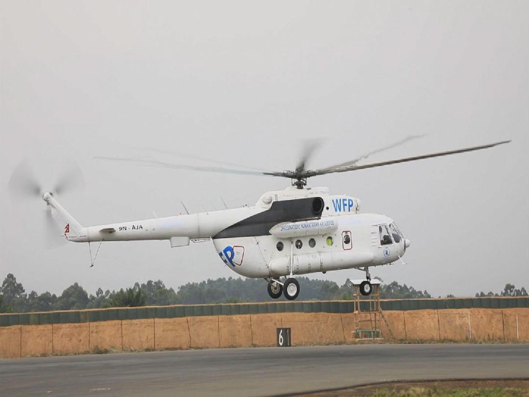 WFP  DRC EBOLA UPDATE