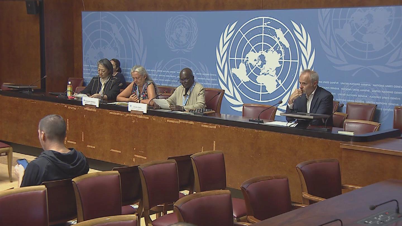 GENEVA  BURUNDI HUMAN RIGHTS