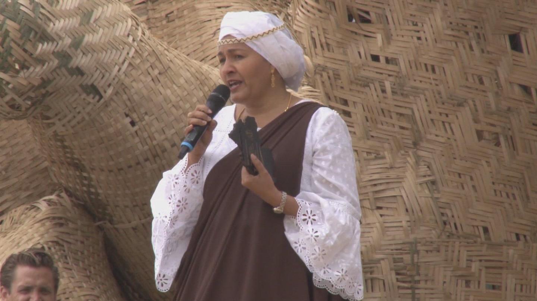 RWANDA  DSG AMINA VISIT