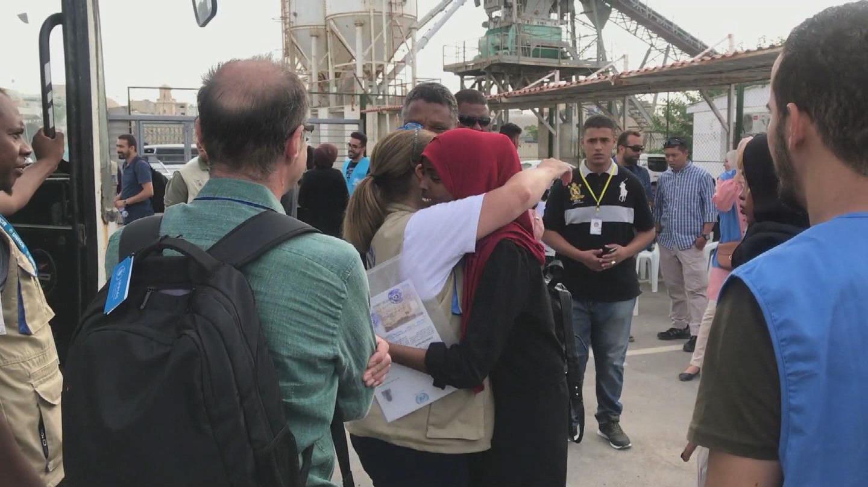 UNHCR  REFUGEES LIBYA ITALY