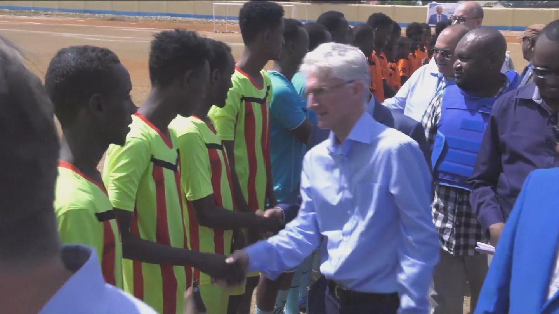 SOMALIA  LOWCOCK VISIT