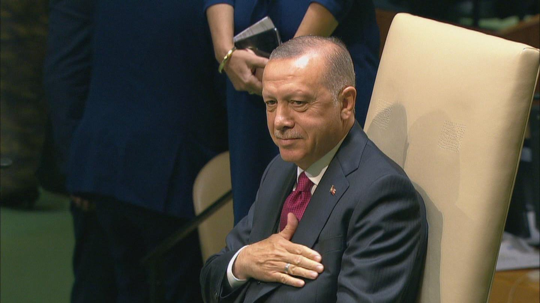 GA  TURKEY ERDOGAN