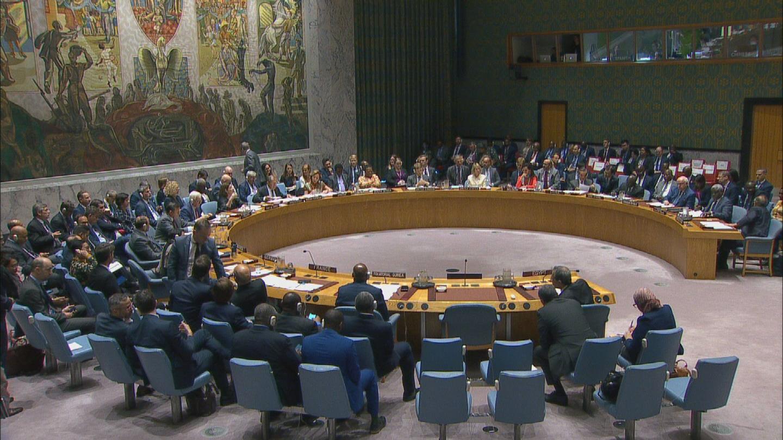 UN AFRICA PEACE AND SECURITY