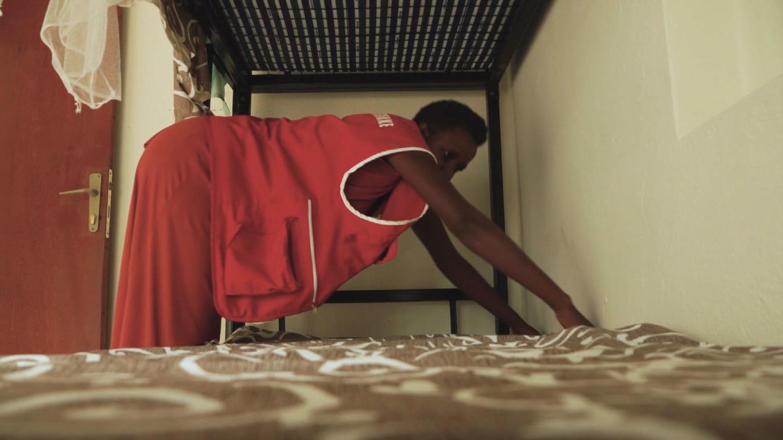 RWANDA  LIBYA EVACUEES
