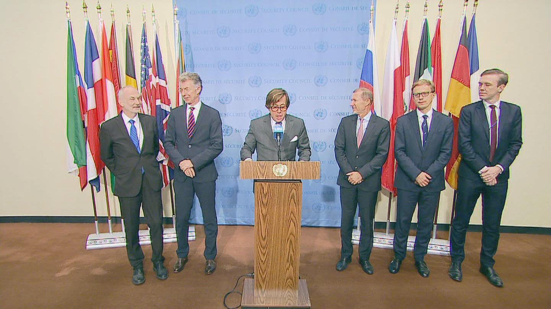 UN  EU6 DPRK