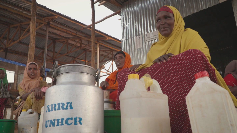 UNHCR  ETHIOPIA NOBEL PRIZE