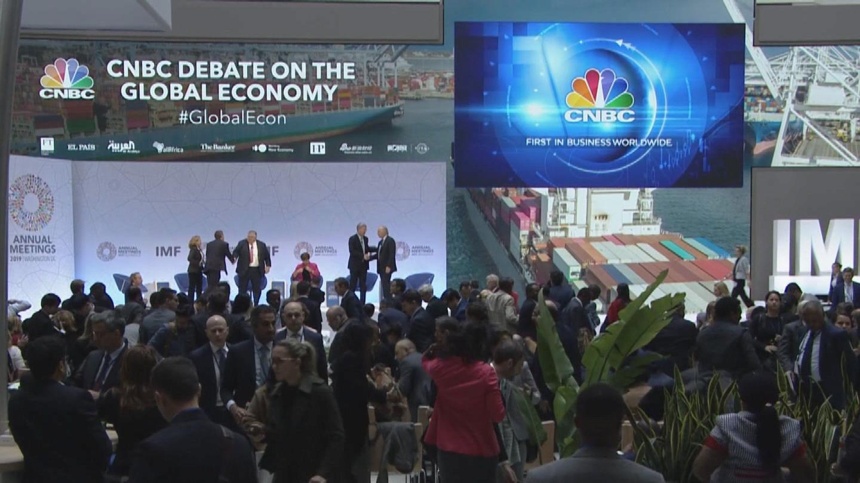 IMF  GLOBAL ECONOMY