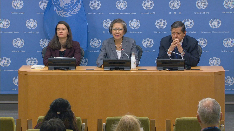 UN  MYANMAR HUMAN RIGHTS