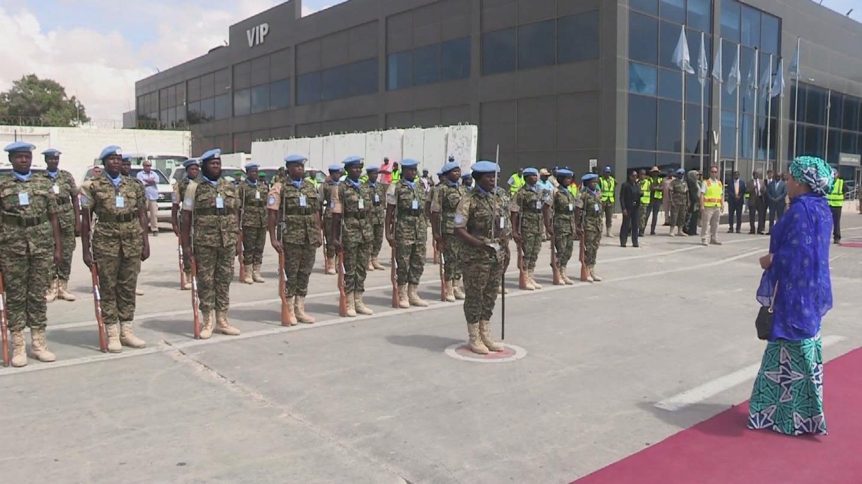 SOMALIA  DSG AMINA VISIT