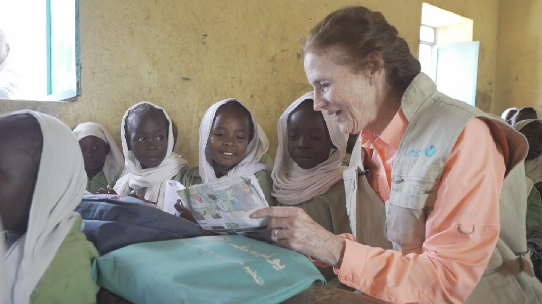 UNICEF  SUDAN FORE VISIT