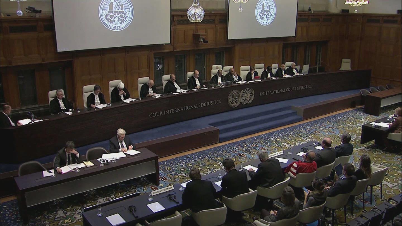 ICJ / UKRAINE RUSSIA