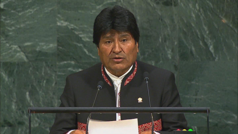 UN  BOLIVIA