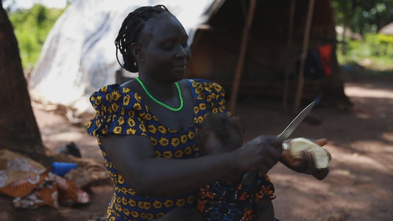 SOUTH SUDAN  RIMENZE PATROL