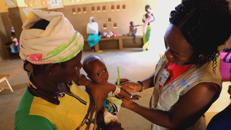 BURKINA FASO  HUNGER VIOLENCE
