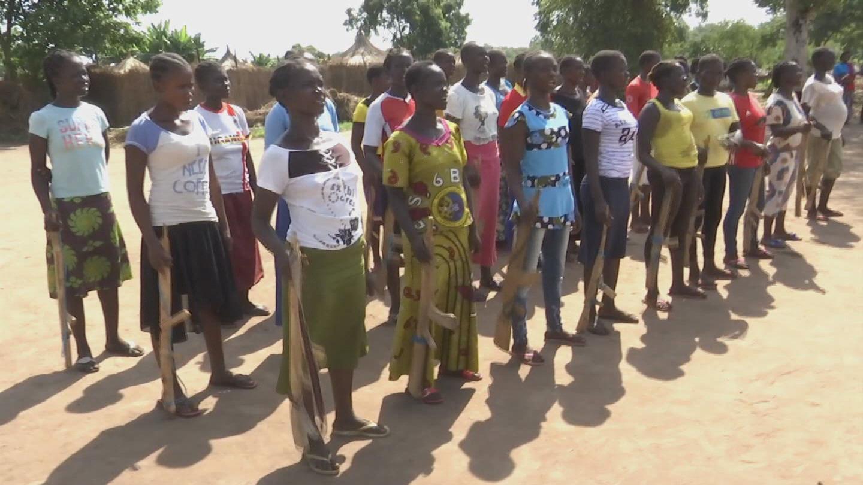 SOUTH SUDAN  SHEARER PEACE PROCESS