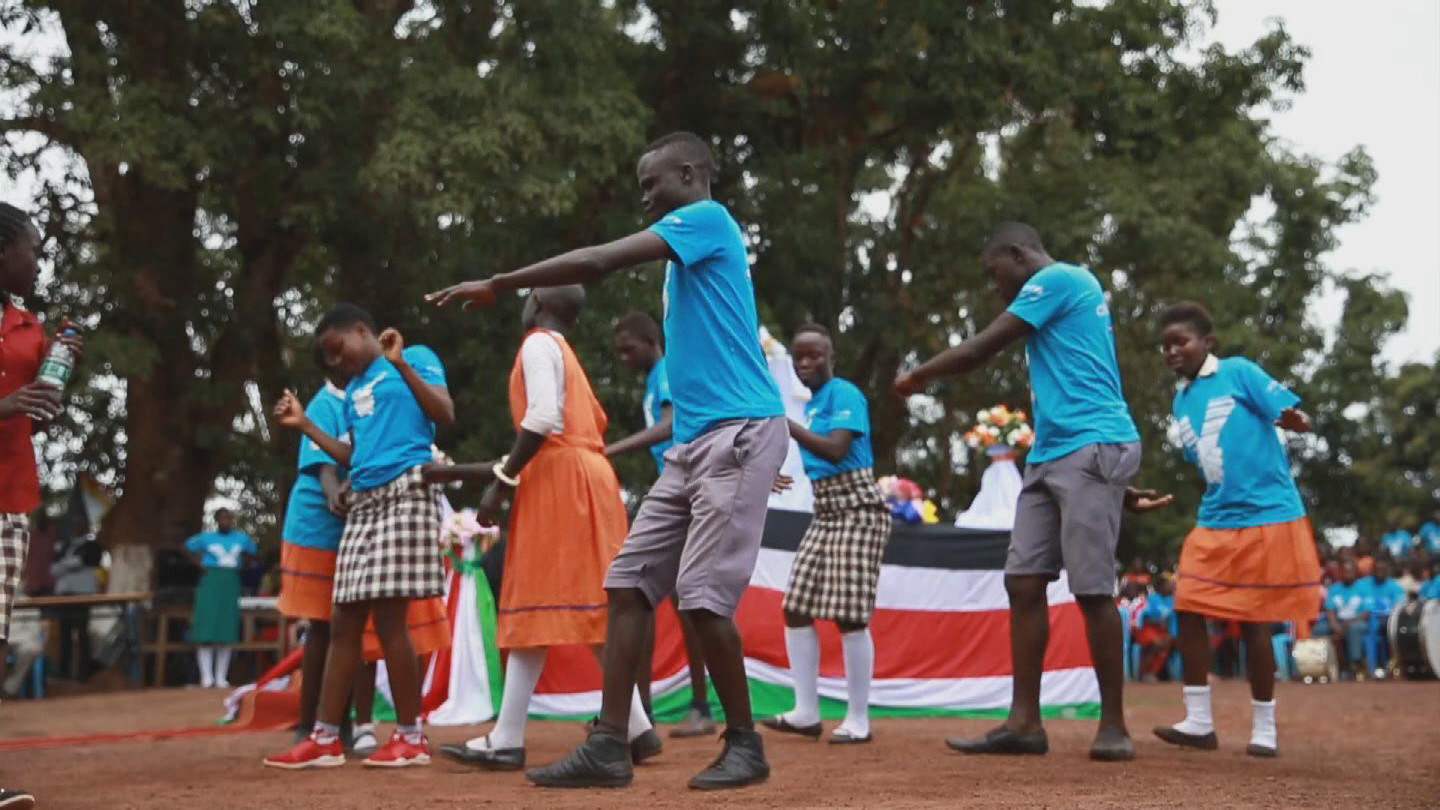 SOUTH SUDAN  RIGHTS OF THE CHILD