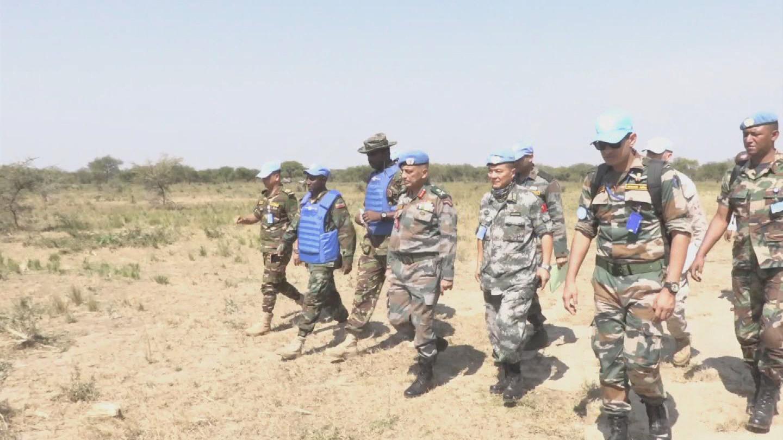 SOUTH SUDAN  MAPER CLASHES REAX