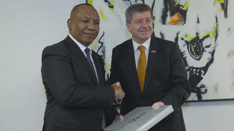 ILO / AFRICAN REGIONAL MEETING MADAGASCAR