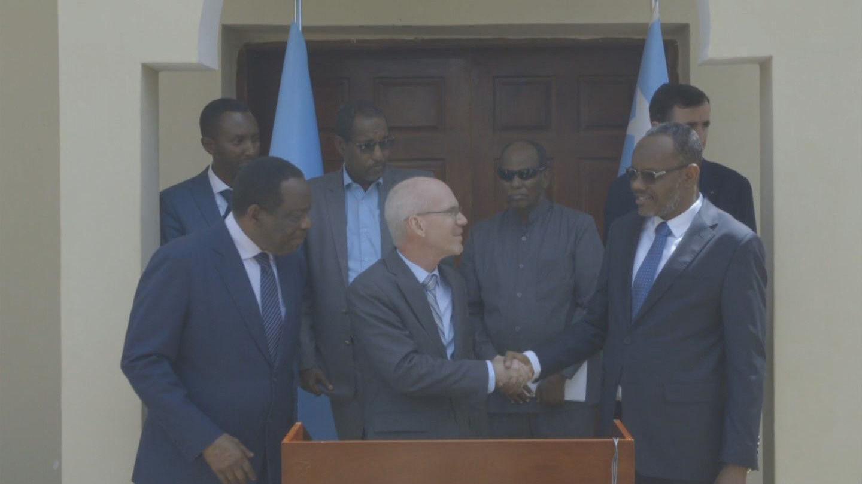 SOMALIA  BAIDOA CONSULTATIONS