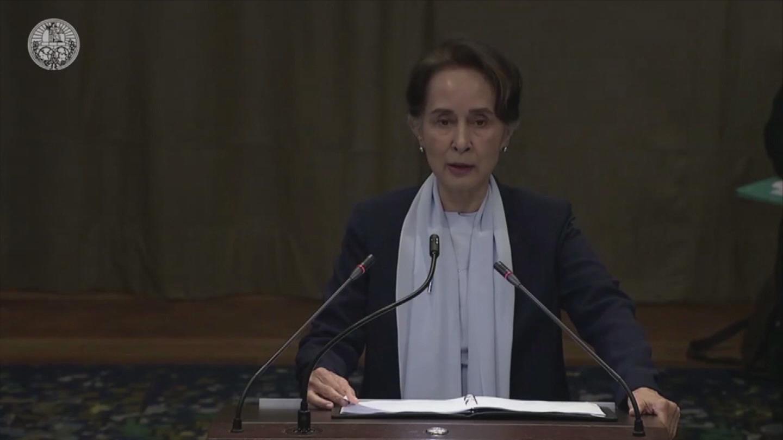 ICJ  AUNG SAN SUU KYI
