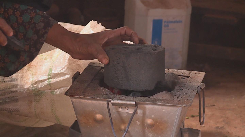 ETHIOPIA  WEEDS TO ENERGY