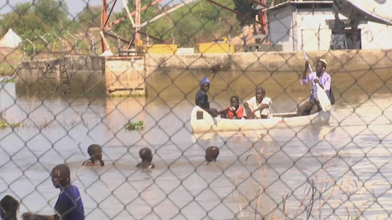 SOUTH SUDAN  PIBOR FLOODS