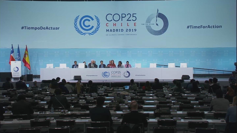 UN  COP 25 GUTERRES