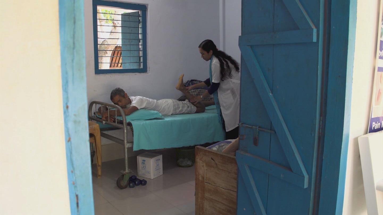 BANGLADESH  ROHINGYA PHYSIOTHERAPY