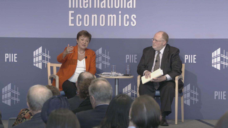 IMF  GEORGIEVA INEQUALITY
