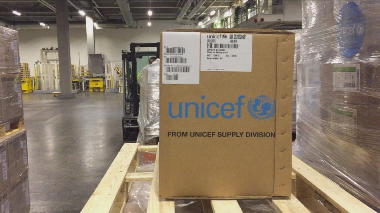 UNICEF  CORONAVIRUS SUPPLIES