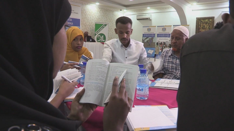 SOMALIA  CONSTITUTIONAL REVIEW
