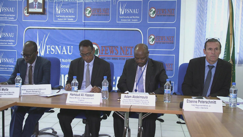 SOMALIA  FOOD SECURITY APPEAL