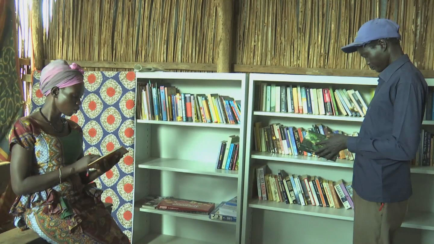 SOUTH SUDAN  DISPLACED CHILDREN LIBRARY
