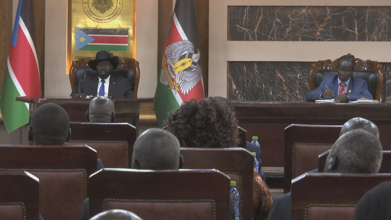 SOUTH SUDAN  KIIR UNITY GOVERNMENT