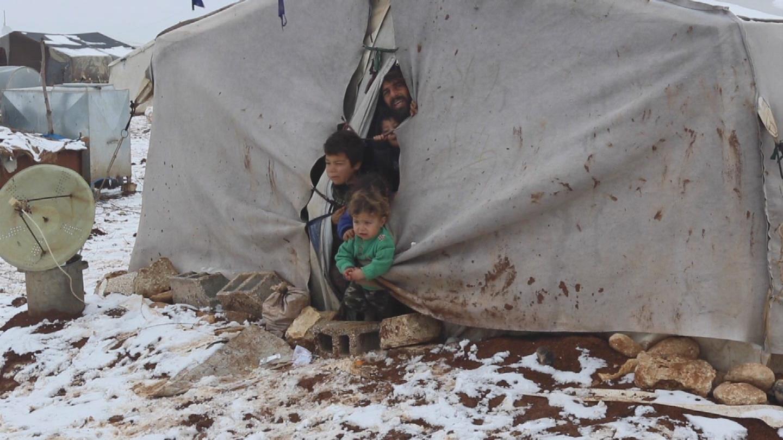 SYRIA  DISPLACED CHILDREN