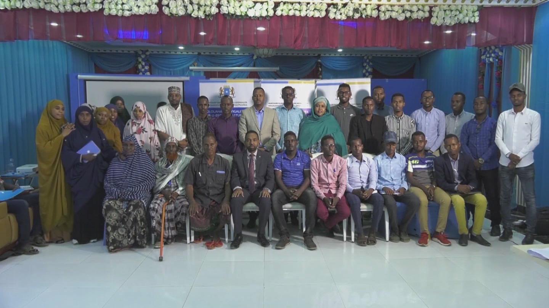 SOMALIA  CONSTITUTION CONSULTATIONS