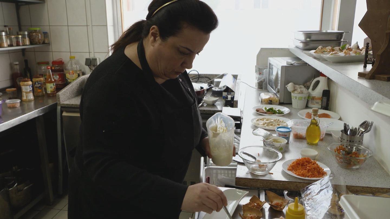 BERLIN  SYRIAN REFUGEES ENTREPRENEURS