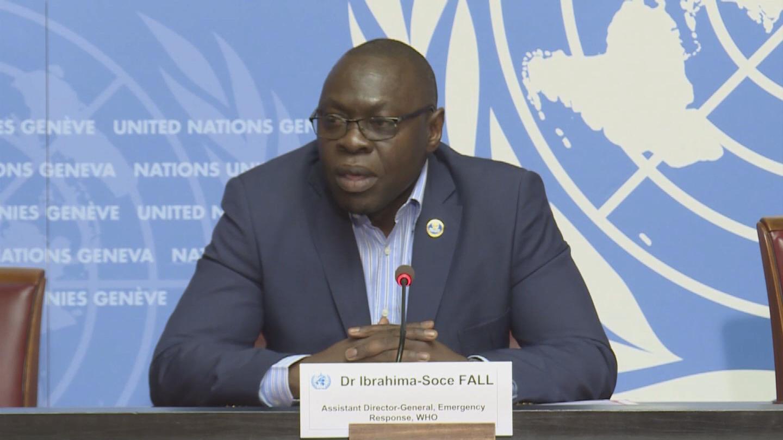 GENEVA  DRC EBOLA