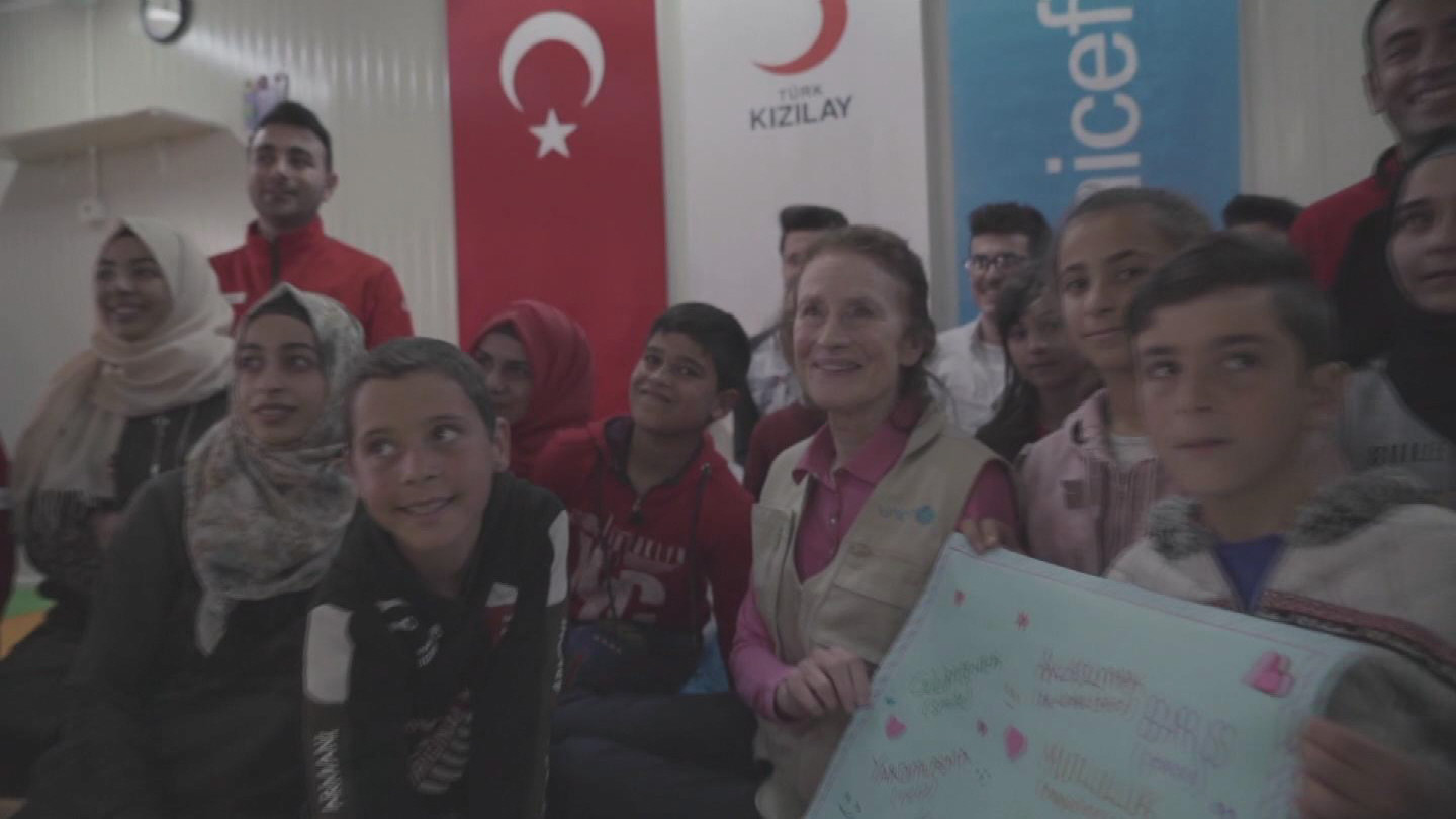 TURKEY  FORE SYRIAN REFUGEES