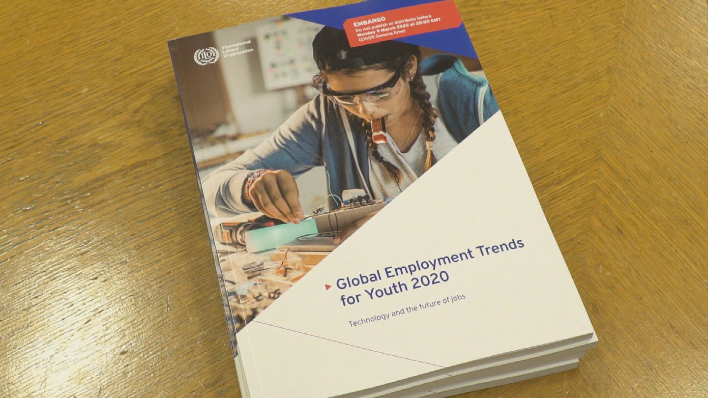 ILO  YOUTH EMPLOYMENT