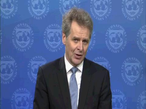 IMF / EUROPE OUTLOOK COVID-19
