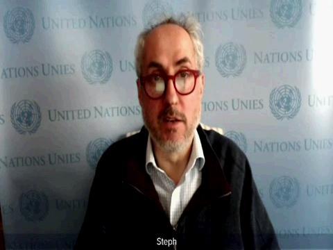 UN  SYRIA UPDATE