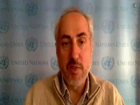 UN  SYRIA COVID-19 UPDATE