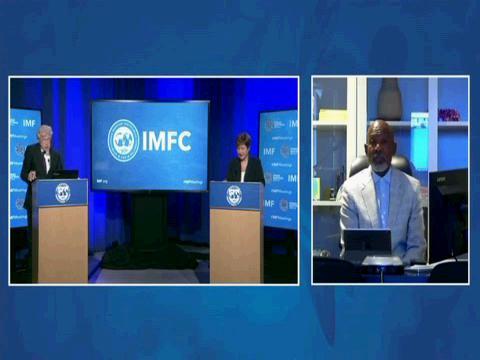 IMF  IMFC PRESSER