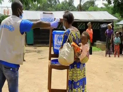 UNHCR  EASTERN DRC VIOLENCE COVID-19