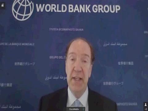 WORLD BANK  MALPASS PRESSER