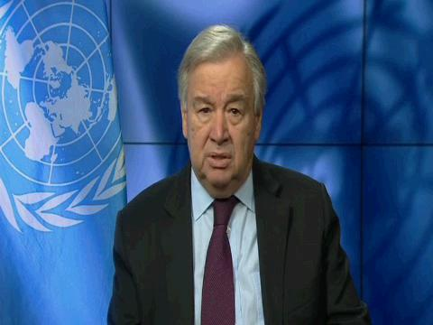 UN  GUTERRES COVID-19 HUMAN RIGHTS