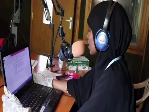 KENYA  COVID-19 RADIO CLASS